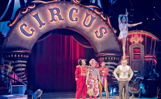 La magia del circo en circlassica en Valladolid