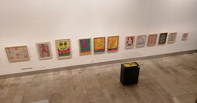 exposicion de Keith Haring en valladolidd