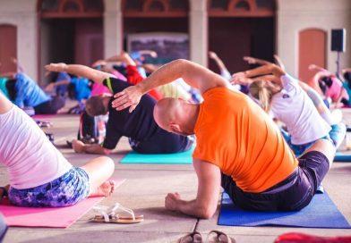 Día Internacional del Yoga en Valladolid