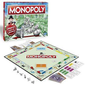 Monopoly juego clásico