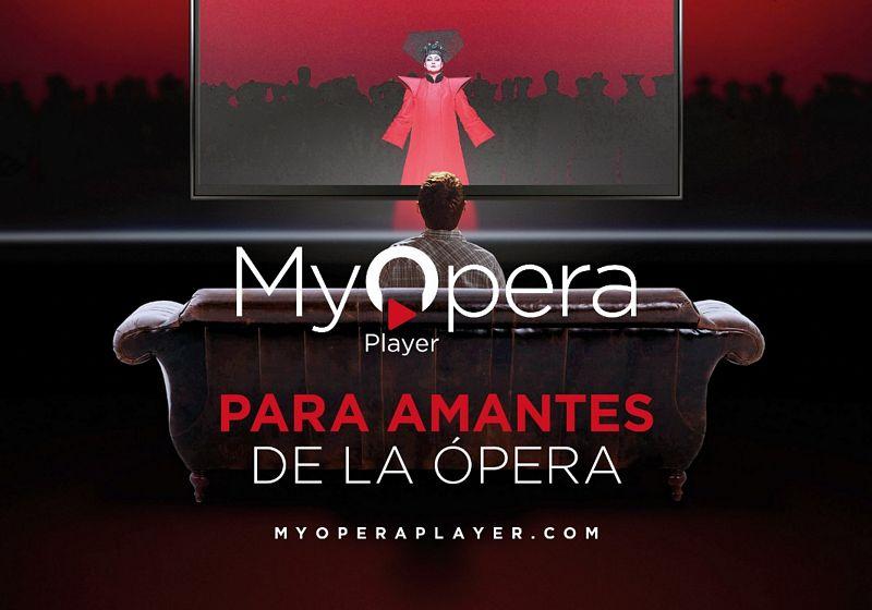 My opera player