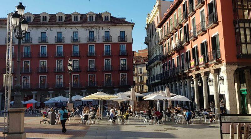 hoteles plaza mayor