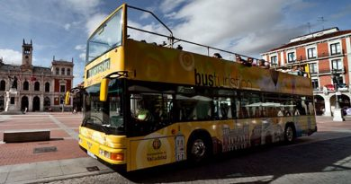 qué ver en Valladolid bus turistico