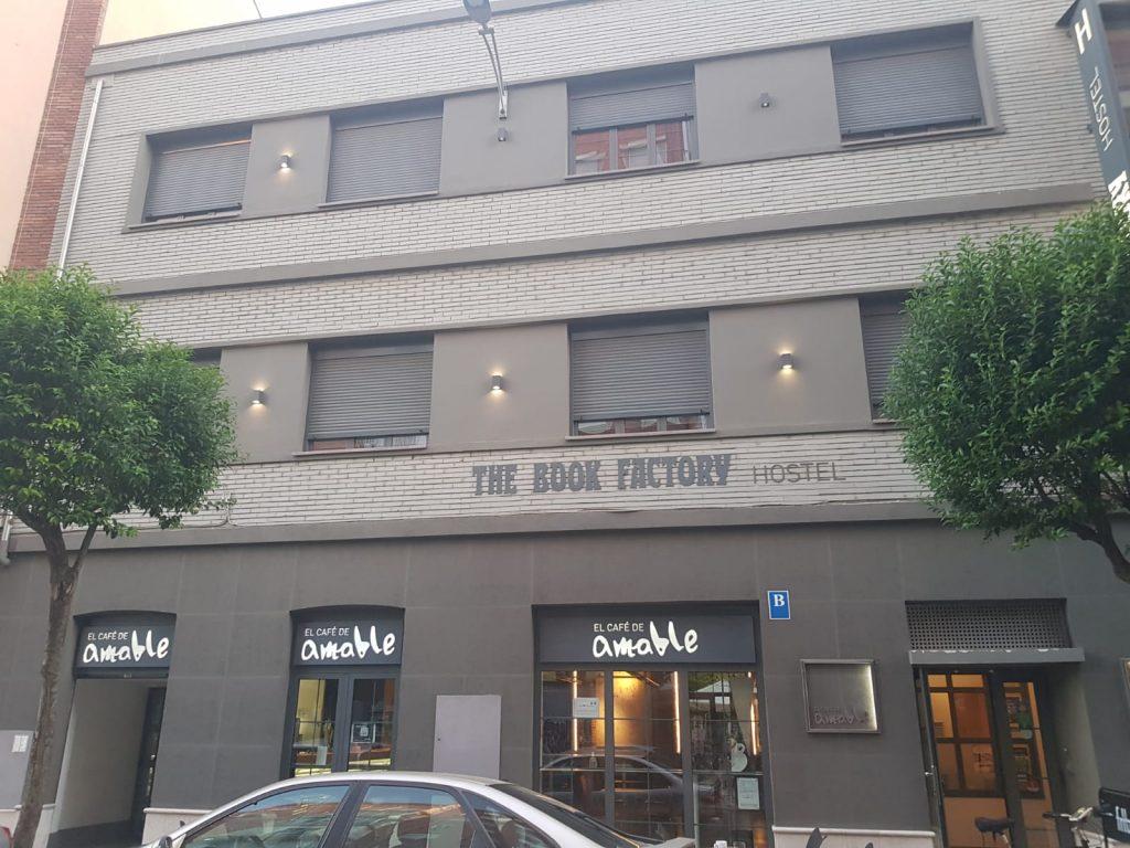 book factory hostel valladolid