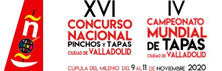concurso nacional de pinchos de Valladolid 2020