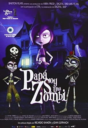 Cartel de la película Papa sou una zombie