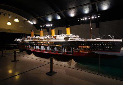 La exposición de Titanic desembarca en Valladolid
