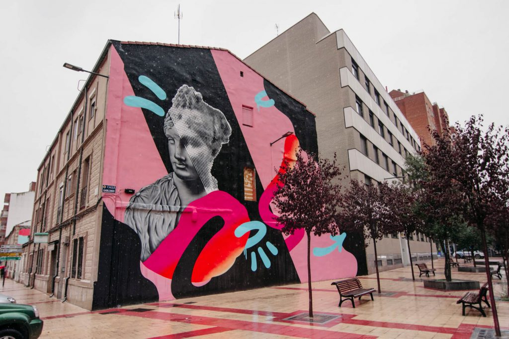 arte urbano y murales valladolid
