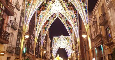 luces navidad calle santiago valladolid