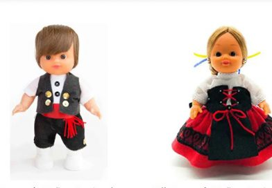 La muñeca vallisoletana que gusta hasta a tu abuela