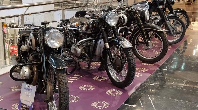 exposición motos clásicas valladolid