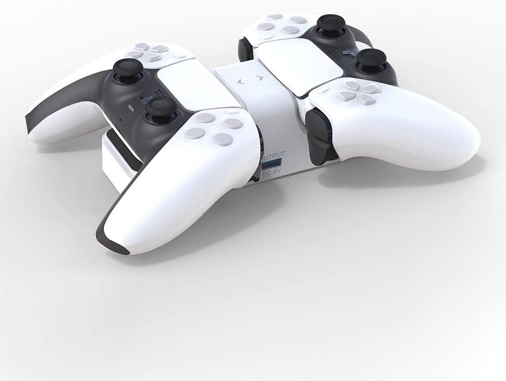 Cargaos de mandos DualSense para PlayStation 5