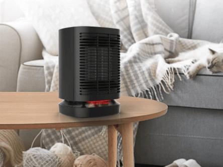 laluztop calefactor aire portátil
