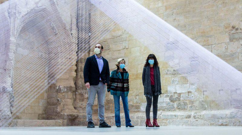 exposición de Soledad Revilla en Valladolid