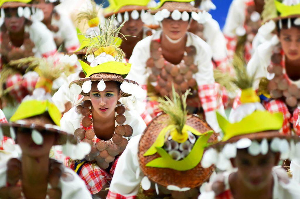 Festival típico de Valladolid, Filipinas