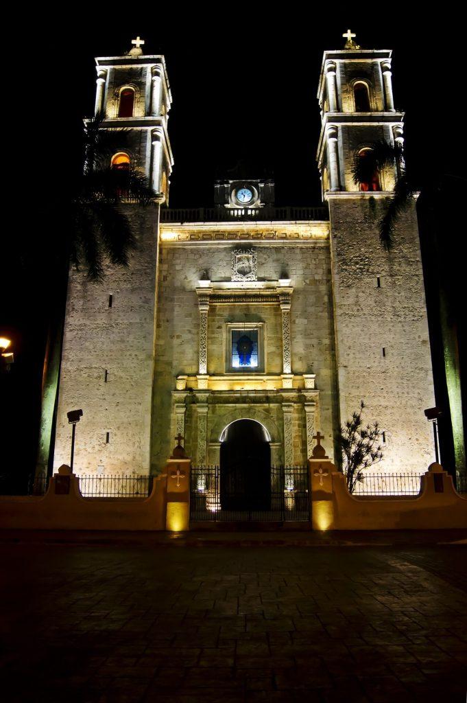 catedral de Valladolid, ciudad en Mexico