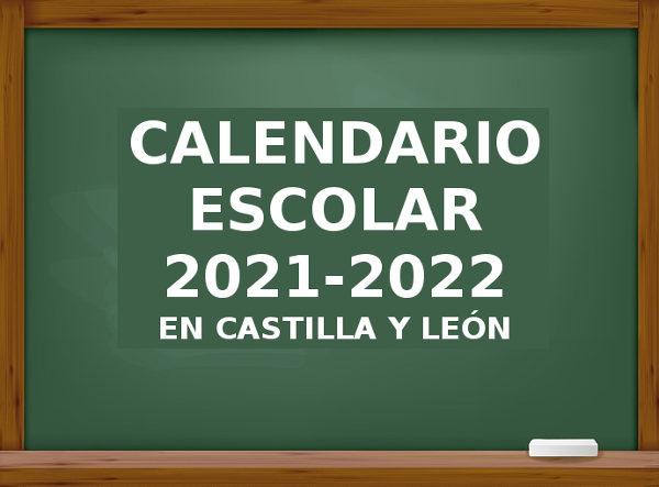 calendario escolar castilla y león
