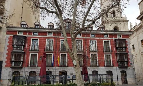 donde dormir en Valladolid zonas y hoteles