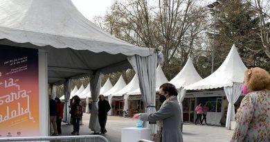feria de artesanía de Valladolid