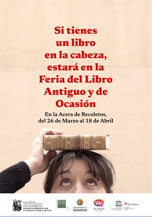 libro antiguo y ocasión de Valladolid 2021