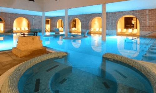 hoteles balneario