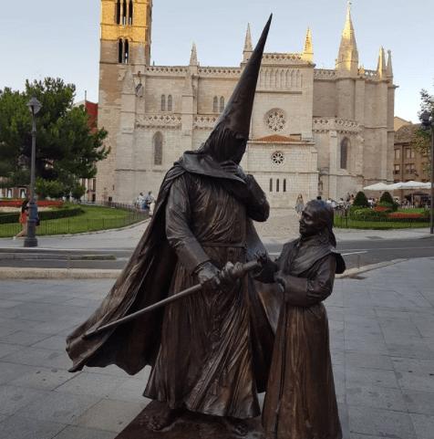 cofrade escultura y monumento valladolid