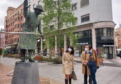 ruta esculturas valladolid visita