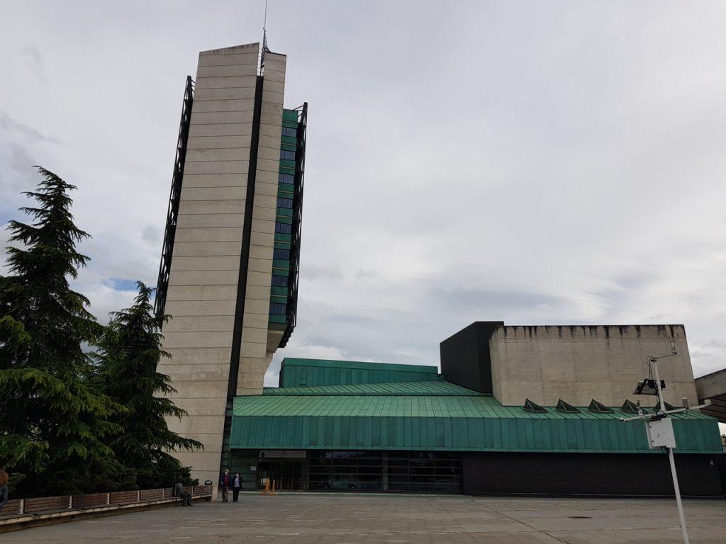 Imagen del museo de la ciencia Valladolid